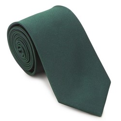 Tie, green, 87-7K-002-Z, Photo 1