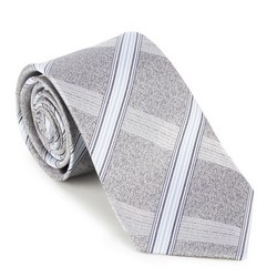 Tie, grey, 88-7K-001-X1, Photo 1