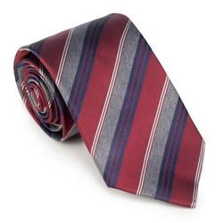 Krawat, multikolor, 89-7K-001-X1, Zdjęcie 1