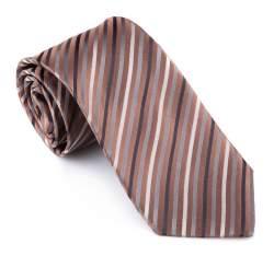 Krawat, multikolor, KR-7-001-123, Zdjęcie 1