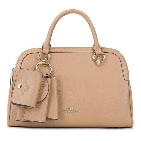 Кожаная сумка 92-4E-601-9