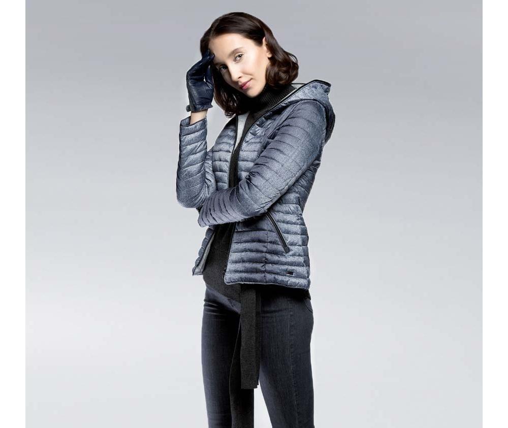 Женская куртка Wittchen 85-9N-101-1, серыйЖенская куртка Wittchen 85-9N-101-1, серый<br><br>секс: женщина<br>Цвет: серый<br>Размер INT: L<br>материал:: Полиэстер<br>подкладка:: хлопок<br>примерная общая длина (см):: 85