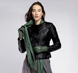 Women's jacket, black, 85-9P-300-1-M, Photo 1