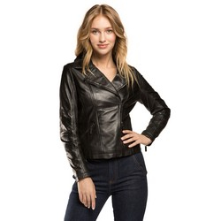 Women's jacket, black, 86-09-202-1-L, Photo 1