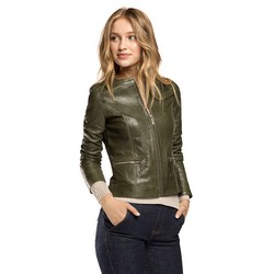 Women's jacket, green, 86-09-204-Z-M, Photo 1