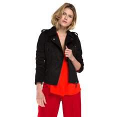 Women's jacket, black, 86-9P-101-1-L, Photo 1