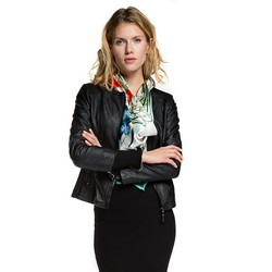 Women's jacket, black, 86-9P-102-1-2X, Photo 1