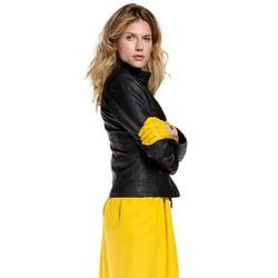 Куртка женская Wittchen 86-9P-103-1, черный 86-9P-103-1