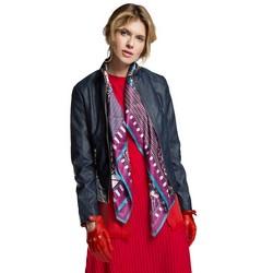 Куртка женская Wittchen 86-9P-103-7, синий 86-9P-103-7