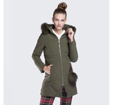 Куртка женская Wittchen 87-9N-501-Z