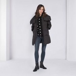 Women's jacket, black, 89-9D-404-1-2X, Photo 1