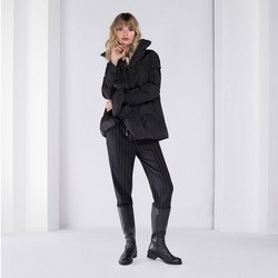 Women's jacket, black, 89-9D-405-1-L, Photo 1