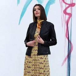 kurtka damska, czarny, 90-09-203-1-XL, Zdjęcie 1