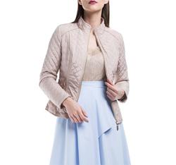 Women's jacket, beige, 84-9N-110-9-S, Photo 1