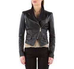Women's jacket, black, 82-09-503-1-L, Photo 1