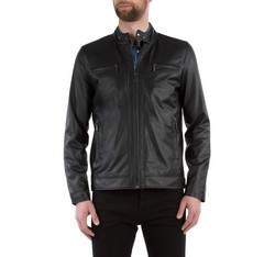 Men's jacket, black, 82-09-551-1-S, Photo 1