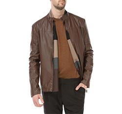 Kurtka męska, brązowy, 83-9P-350-4-XL, Zdjęcie 1
