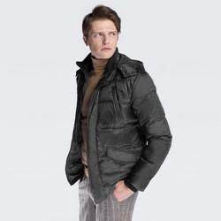 Men's jacket, black, 87-9D-452-8-M, Photo 1
