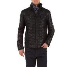 Men's jacket, black, 79-09-771-1-2X, Photo 1