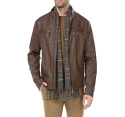 Куртка мужская Wittchen 83-9P-351-4, коричневый 83-9P-351-4
