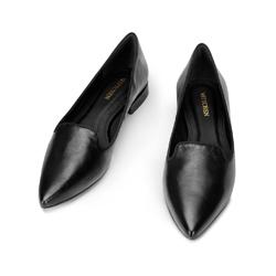 Shoes, black, 93-D-752-G-38, Photo 1