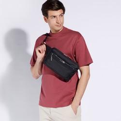 Waistbag, black, 93-3U-900-1, Photo 1