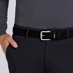 Belt, black, 92-8M-370-1-90, Photo 1