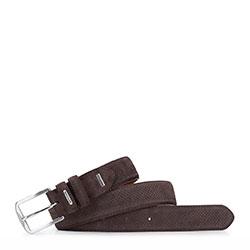 Belt, brown, 92-8M-370-4-90, Photo 1