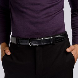 Belt, black, 92-8M-367-1-11, Photo 1