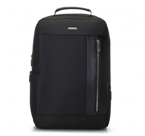 Męski plecak na laptopa 18″, czarny, 91-3U-200-1, Zdjęcie 1