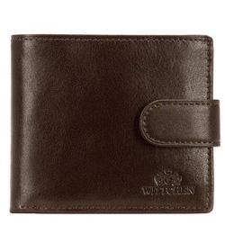 Męski portfel skórzany zapinany na napę, , 21-1-125-40, Zdjęcie 1