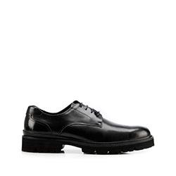 Shoes, black, 93-M-513-1-40, Photo 1