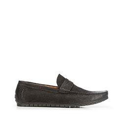 Shoes, black, 92-M-513-1-45, Photo 1