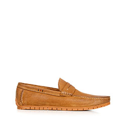 Shoes, brown, 92-M-513-5-42, Photo 1