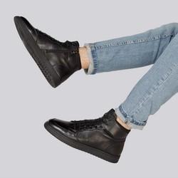 Shoes, black, 93-M-909-1-40, Photo 1