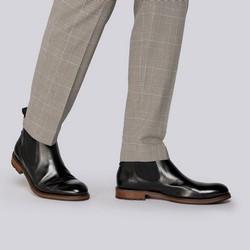 Shoes, black, 93-M-521-1-43, Photo 1