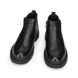 Shoes, black, 93-M-920-1-39, Photo 1