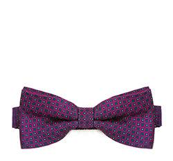Bow tie, navy blue-red, 83-7I-001-7, Photo 1