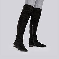Shoes, black, 93-D-966-1-41, Photo 1
