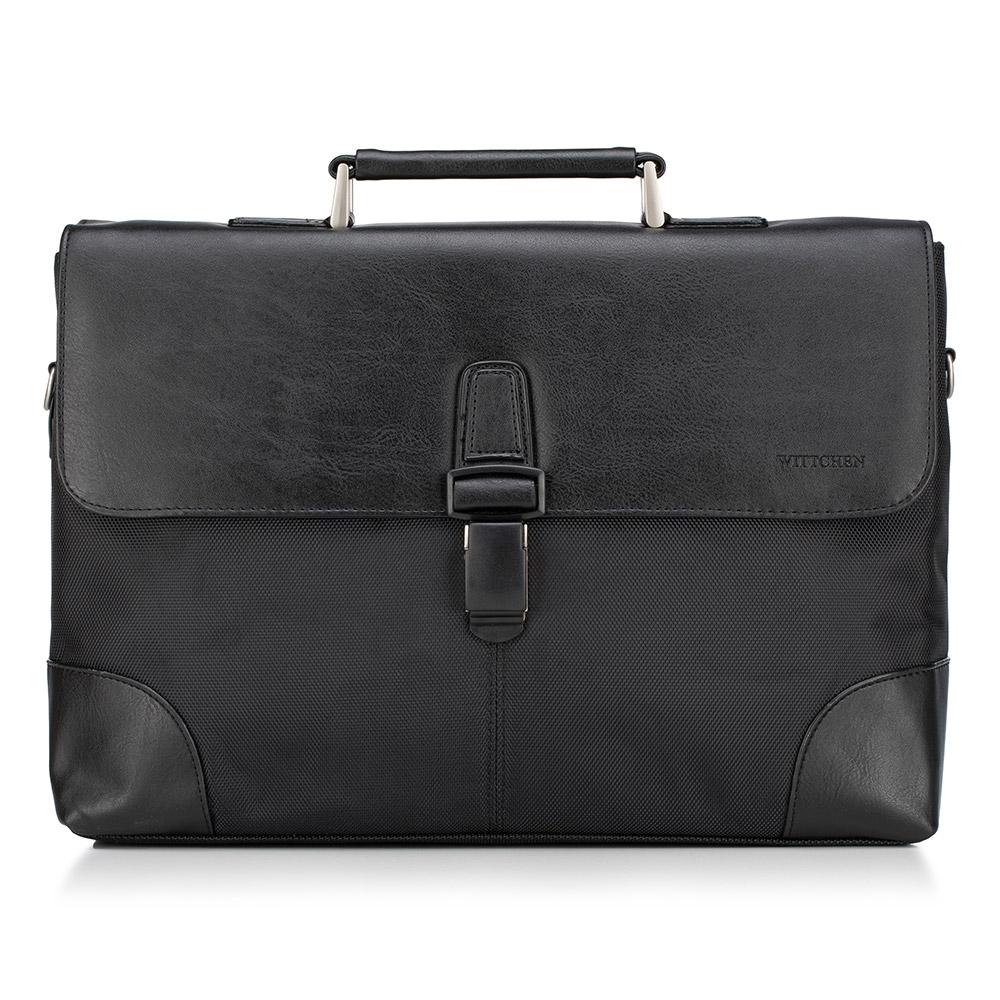 """Elegantná taška s priestorom na 15,6"""" notebook."""