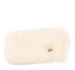 Opaska damska, biały, 85-HF-202-0, Zdjęcie 1