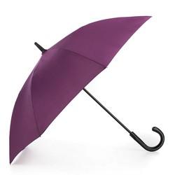 Semi-automatic umbrella with logo, violet, PA-7-152-F, Photo 1