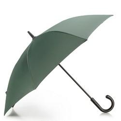 Semi-automatic umbrella with logo, black-grey, PA-7-152-X3, Photo 1