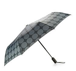 Small automatic umbrella, black-grey, PA-7-154-X5, Photo 1