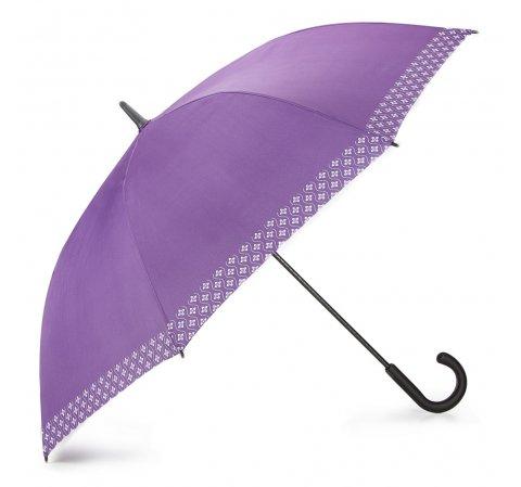 Parasol, fioletowo - biały, PA-7-160-Z, Zdjęcie 1