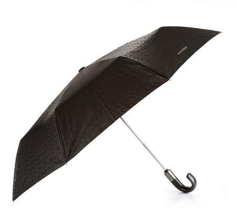 Parasol, czarno - szary, PA-7-161-7, Zdjęcie 1