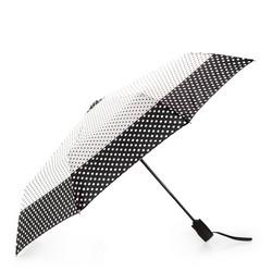 Umbrella, white-black, PA-7-164-X8, Photo 1