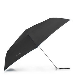 Women's small manual umbrella, black, PA-7-168-1, Photo 1