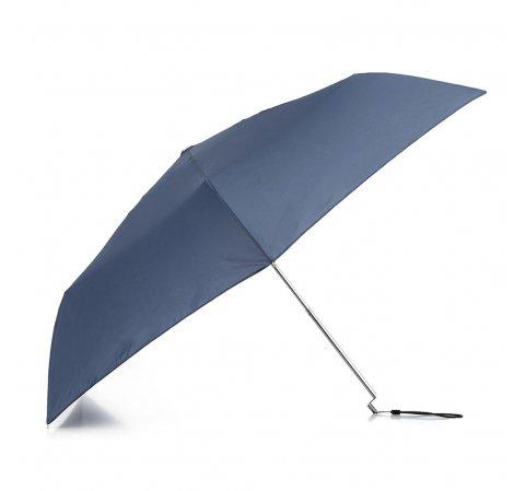 Damski parasol manualny mały, granatowy, PA-7-168-1, Zdjęcie 1