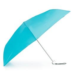 Women's small manual umbrella, blue, PA-7-168-N, Photo 1